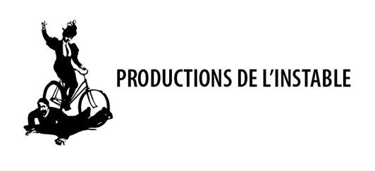 logo des Productions de l'instable