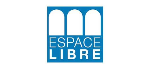 logo du théâtre Espace libre