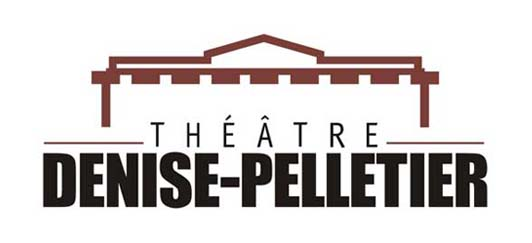 logo du théâtre Denise-Pelletier