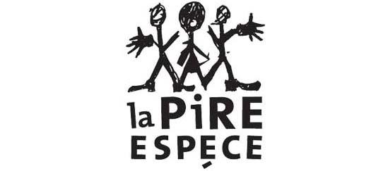logo du théâtre La pire espèce