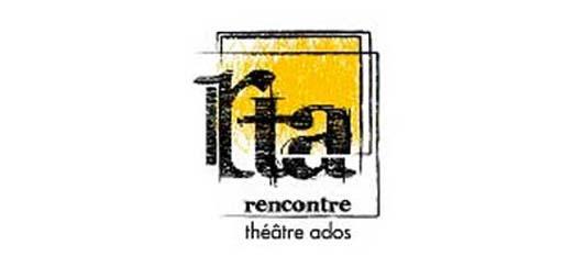 logo du RTA : Recontre théâtre ados