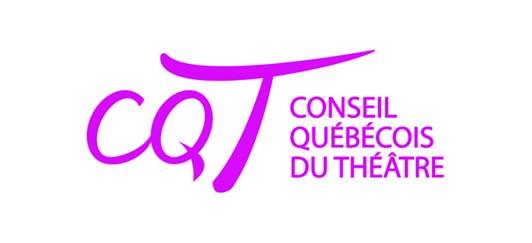 logo du Conseil québécois du théâtre