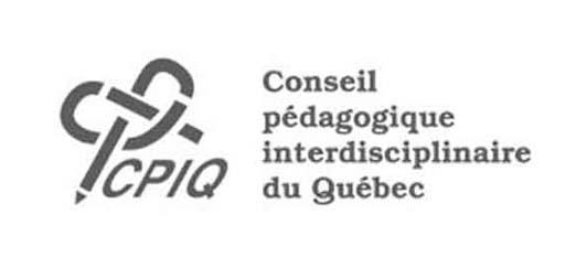 logo de CPIQ Conseil pédagogique interdisciplinaire du Québec